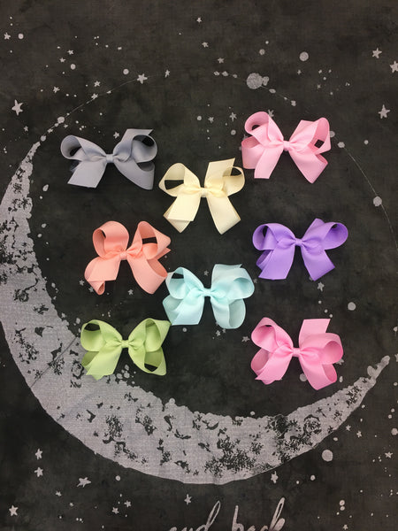 BOW COLLECTION-PASTEL