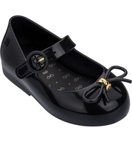 Mini Melissa Black Maryjane