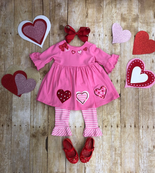 VALENTINE TUNIC & LEGGINGS