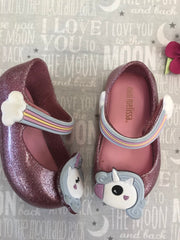 Mini Melissa Unicorn Shoes