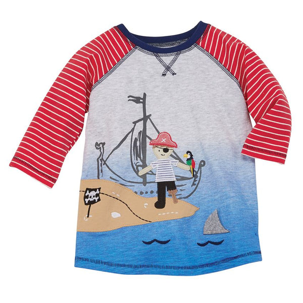 MUD PIE PIRATE SHIRT