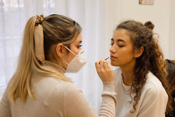 make up in the making