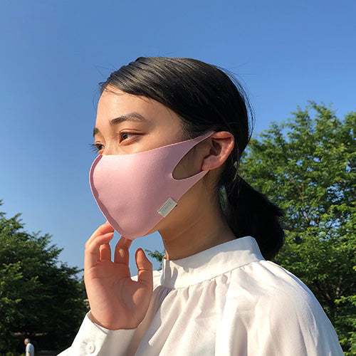 STYLE MASK ピンク