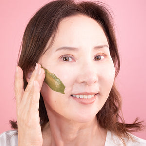 The Exfoliating Matcha Mask