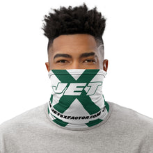 Load image into Gallery viewer, Jets X-Factor Neck Gaiter