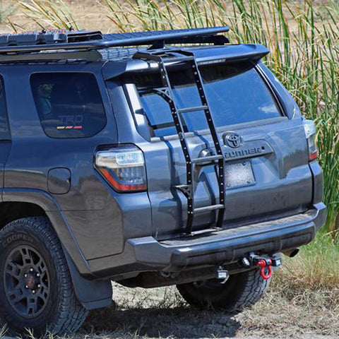 C4 Fabrication 5th gen 4 runner Hatch Ladder (2010+)