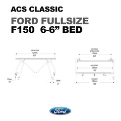 Leitner Active Cargo System - CLASSIC - Ford