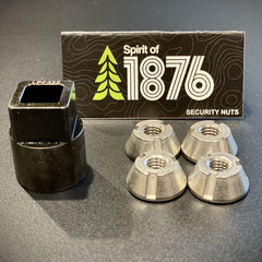 Spirit of 1876 Security Nuts