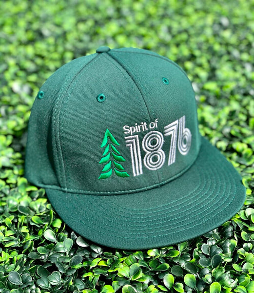 Spirit Of 1876 Logo Ultimate Performance Flex -  Forrest Green