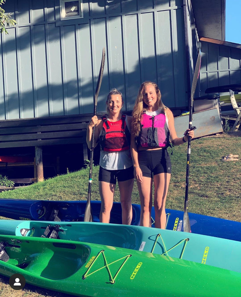 From Sprint to Surfski by Tessa Oldershaw