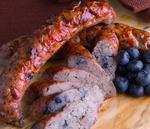 Blueberry and Maple Chicken Sausage