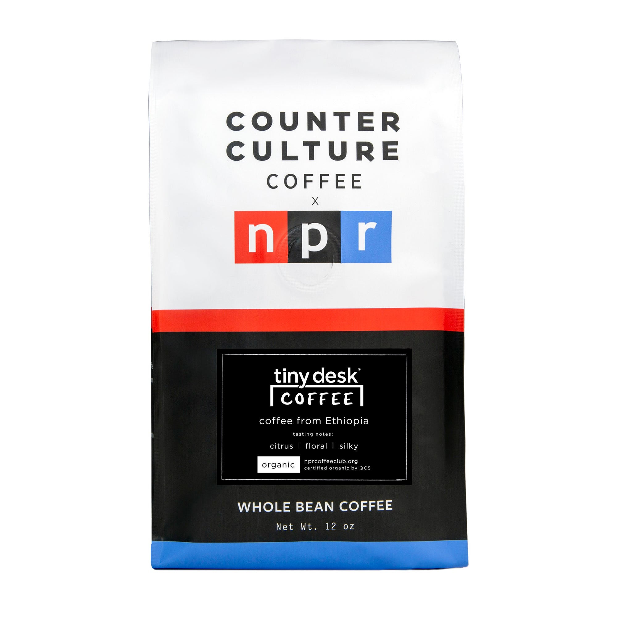Tiny Desk Coffee Gift Subscription