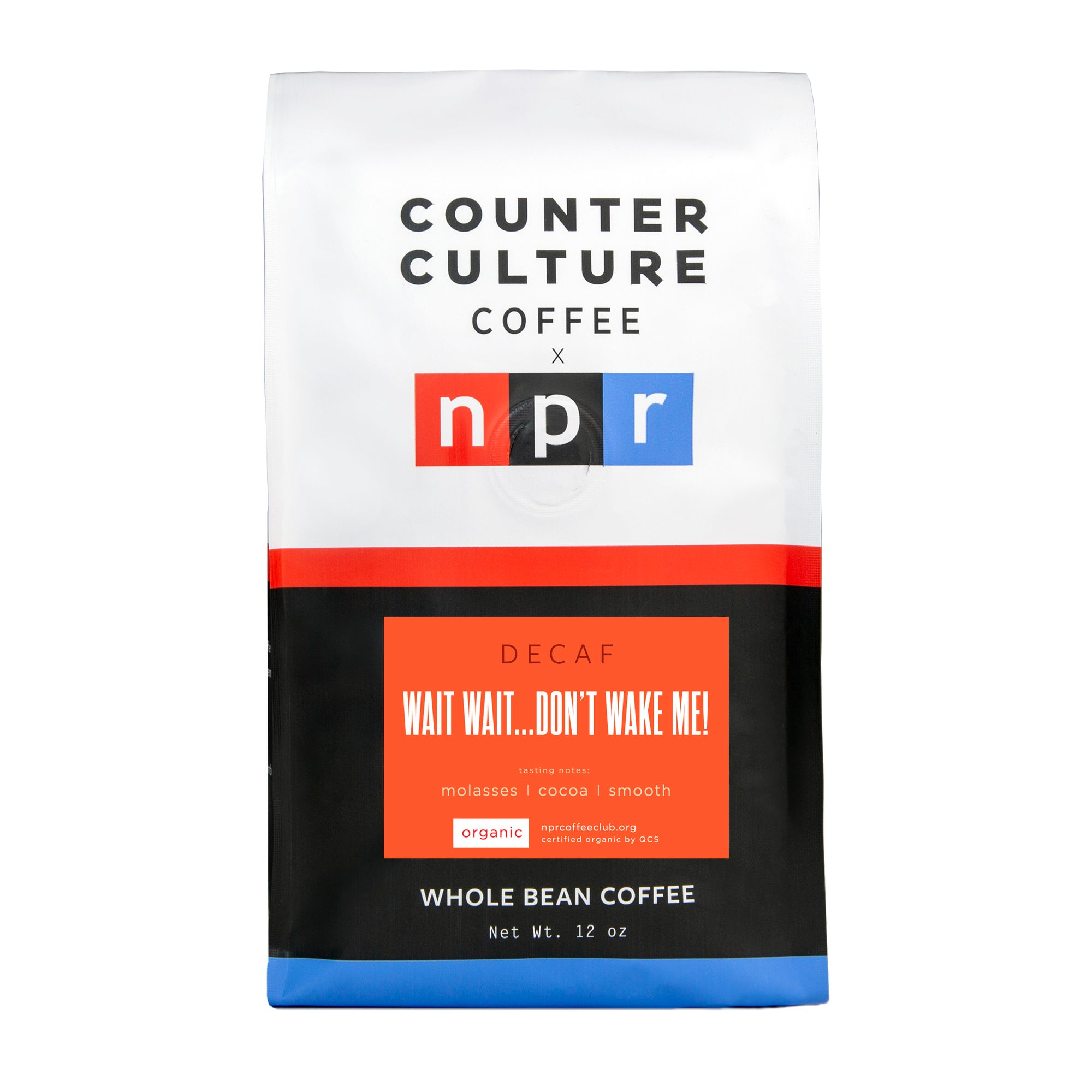Wait Wait...Don't Wake Me! - Decaf Gift Subscription
