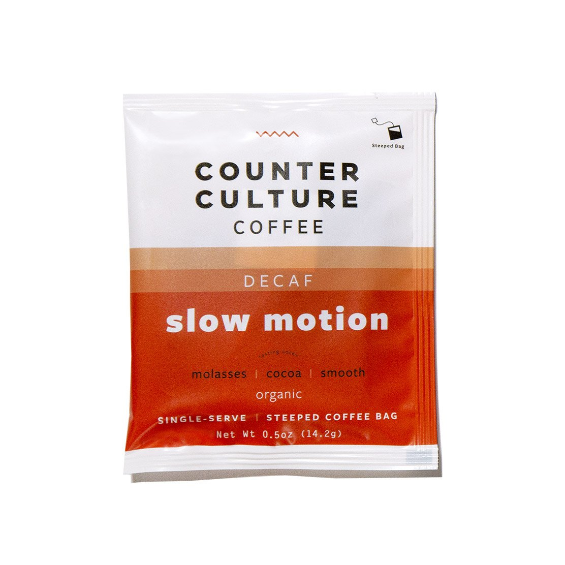 Slow Motion Single-Serve