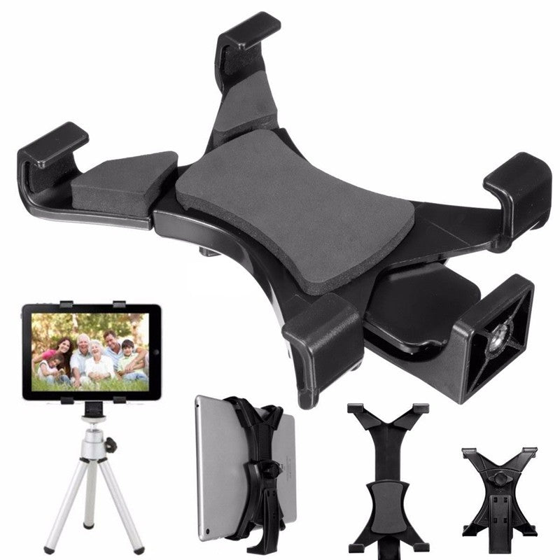 iPad/Tablet Tripod Mount Universal Clamp