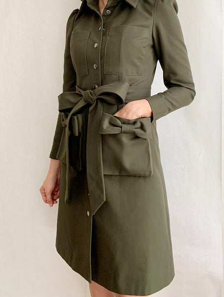 The Ben jacket dress