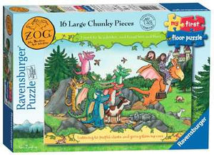 Zog My First Floor Puzzle, 16pc