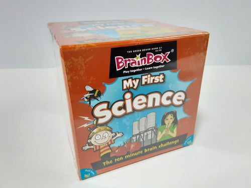 BrainBox My First Science Brain Challenge