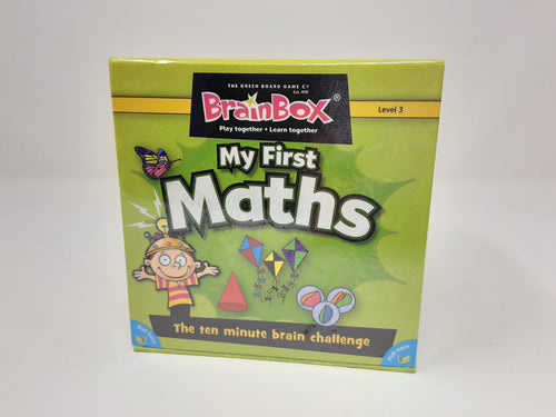 brainbox - my first maths