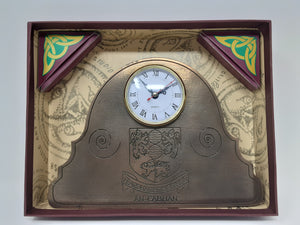 Irish Celtic Art Cavan Clock
