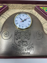 Load image into Gallery viewer, Irish Celtic Art Cavan Clock