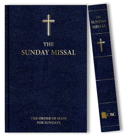 Roman Sunday missal mass book