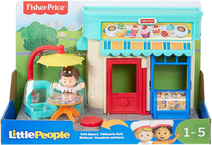 Fisher Price Little People® Café Bakery