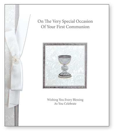 Communion Handcrafted Keepsake