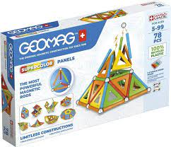 Geomag - Supercolor Panels Recycled 78