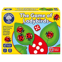 Load image into Gallery viewer, Orchard Toys - The Game of Ladybirds