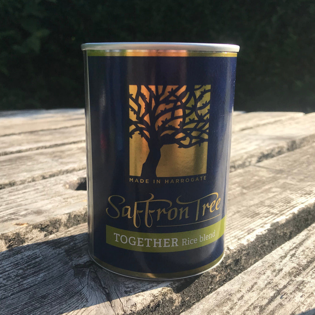 Saffron Tree Together Blends - Rice Blend