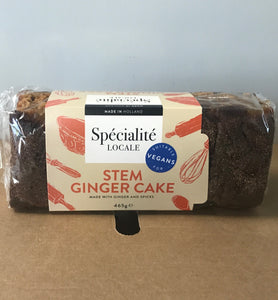 Stem Ginger Cake