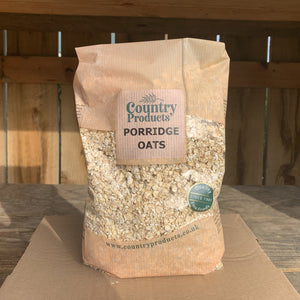 Country Products - Porridge Oats