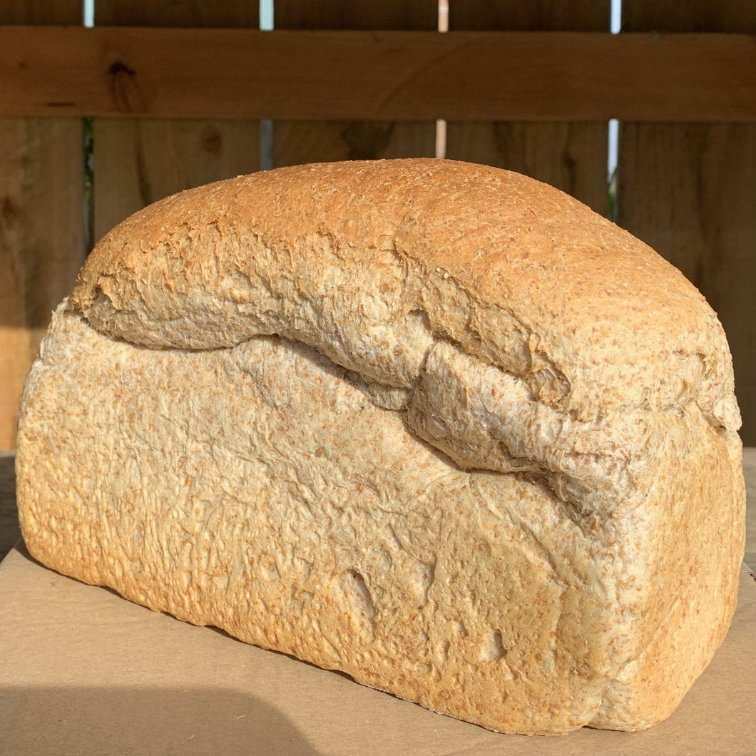 Large Wholemeal Loaf - Unsliced