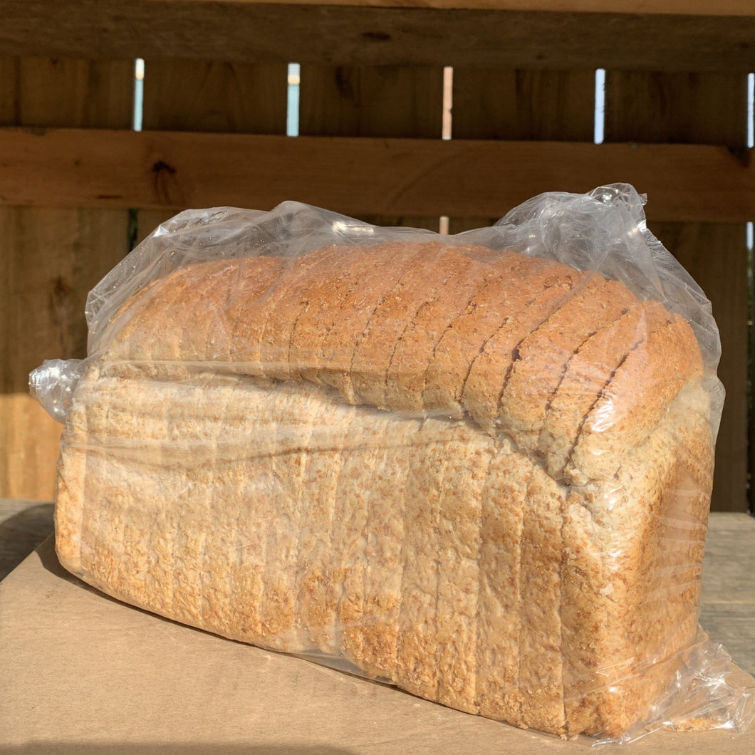 Large Wholemeal Loaf - Sliced