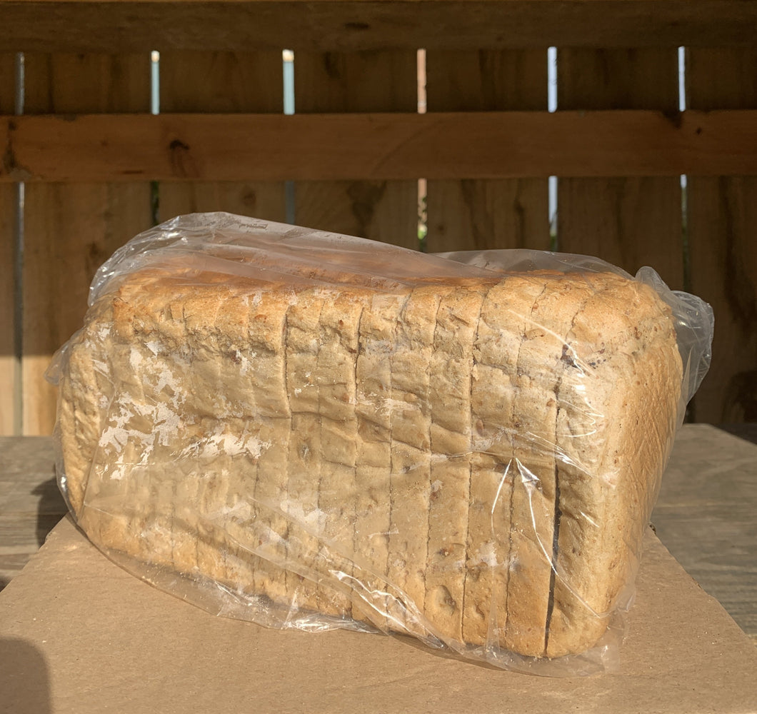 Large Malted Loaf - Sliced