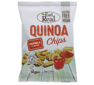 Eat Real Quinoa Chips - Paprika