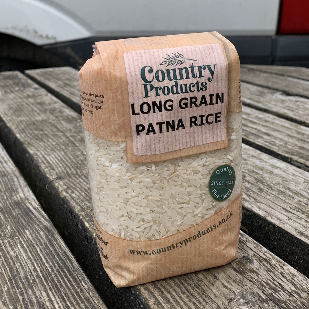 Country Products - Long Grain Patna Rice