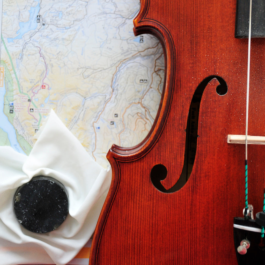 Intermediate Fiddle Repertoire Class Term Two