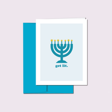Load image into Gallery viewer, GET LIT HANUKKAH