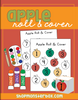 Apple Roll and Cover Number and Letter Recognition for Preschooler