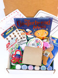 Gingerbread Theme Preschool Box