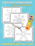 BUNDLE DEAL! Winter Printable Pack