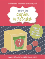 Apples in the Basket - Digital Activity