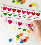 Heart Theme Preschool Box