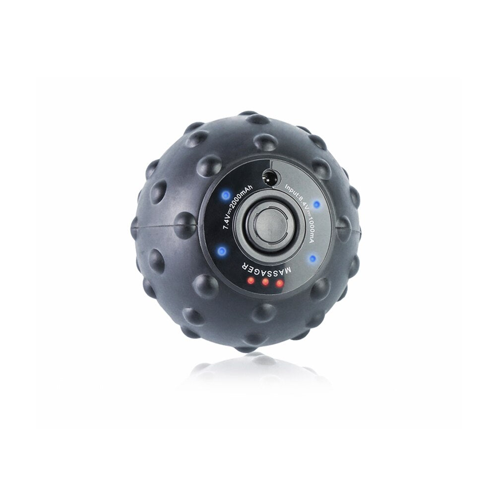 Vibrating Massage Ball Electric Massage Roller-FitnessLab