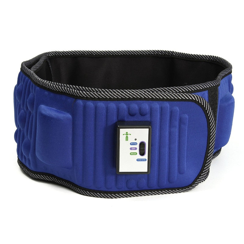 Fitness Massage Vibration Electric Slimming Belt-FitnessLab