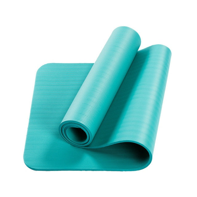Non-Slip Exercise Mat Home Gym-FitnessLab