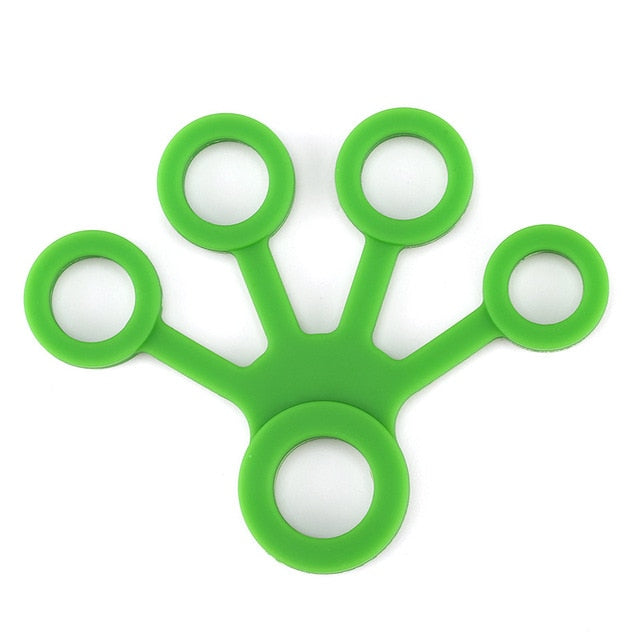 Finger Hand Grip Silicone Ring-FitnessLab