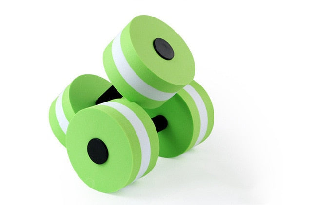 Water Aerobics Aquatic Dumbbell-FitnessLab